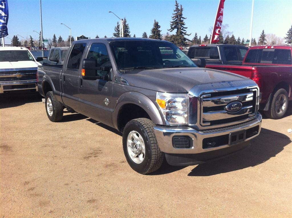 Used 2014 Ford F-250 in Edmonton,AB