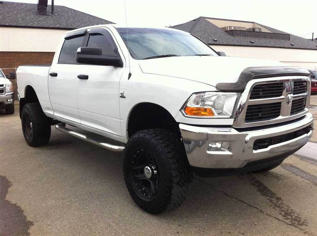 Used 2012 Ram 3500 in Edmonton,AB