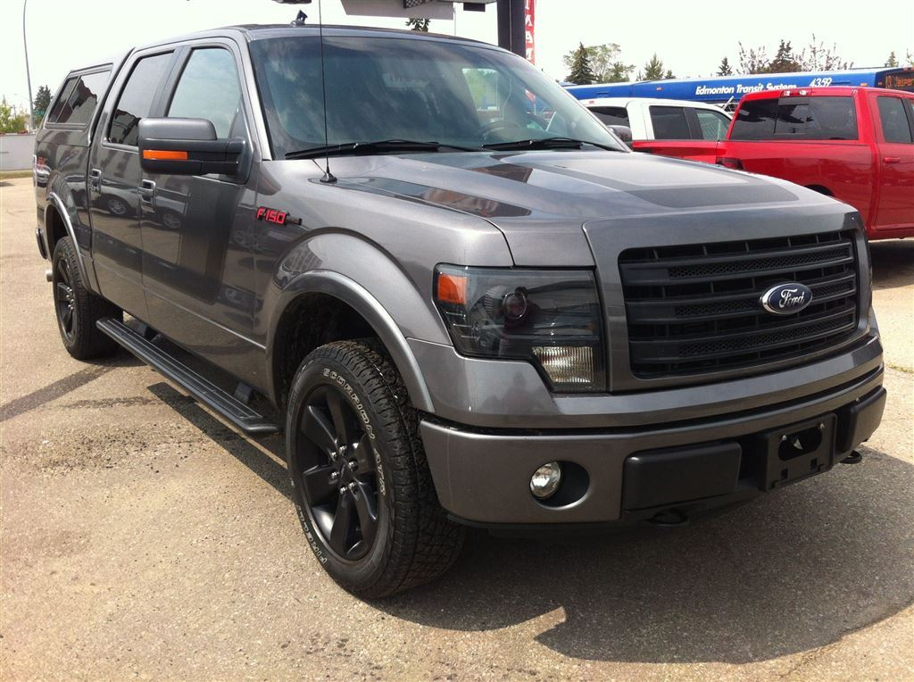 Used 2014 Ford F-150 in Edmonton,AB