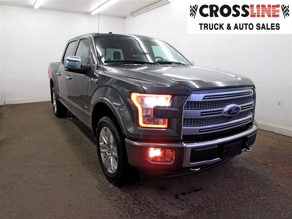 Used 2017 Ford F-150 in Edmonton,AB