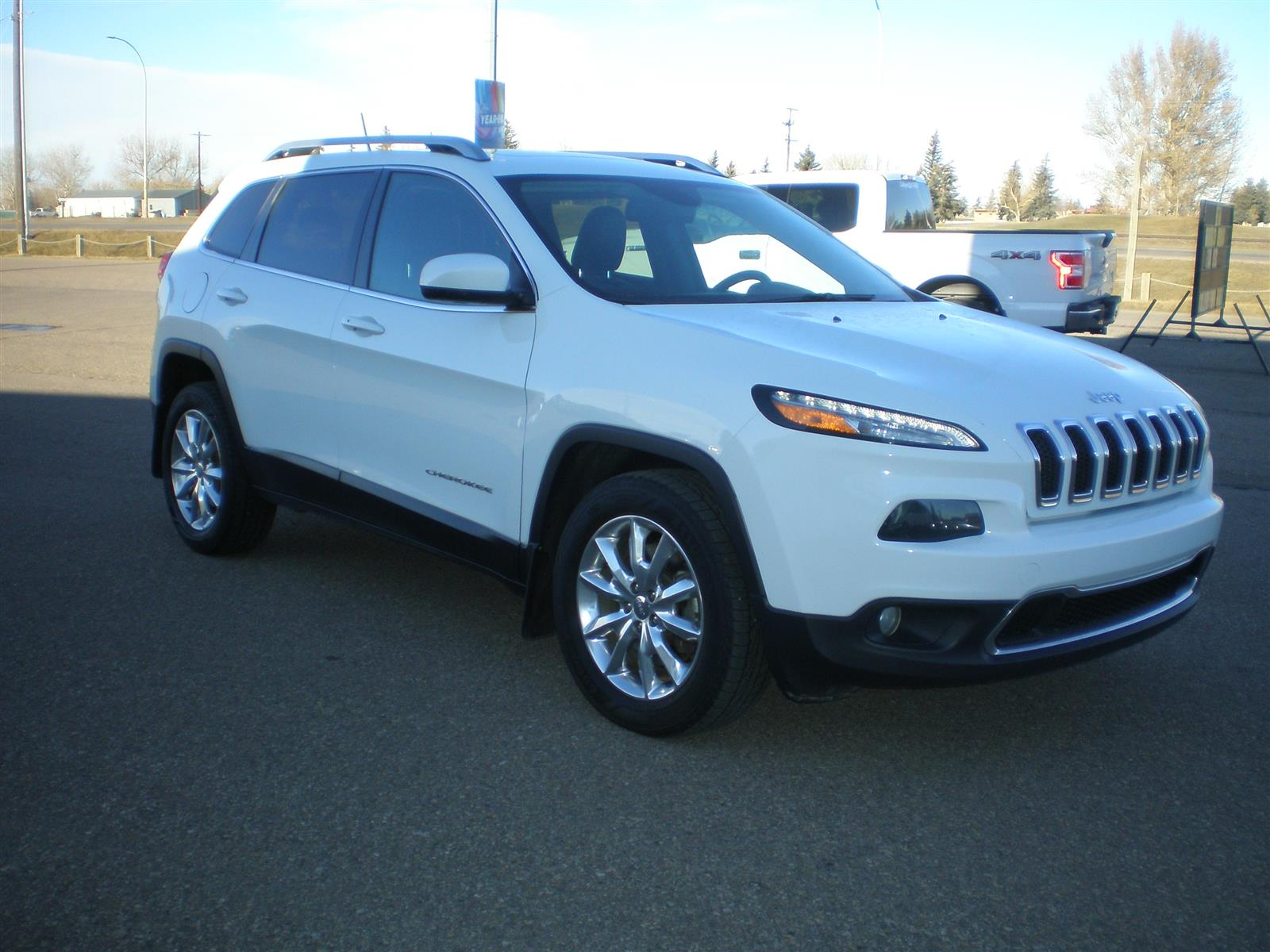 2015 Jeep Cherokee Limited! Was $19999!