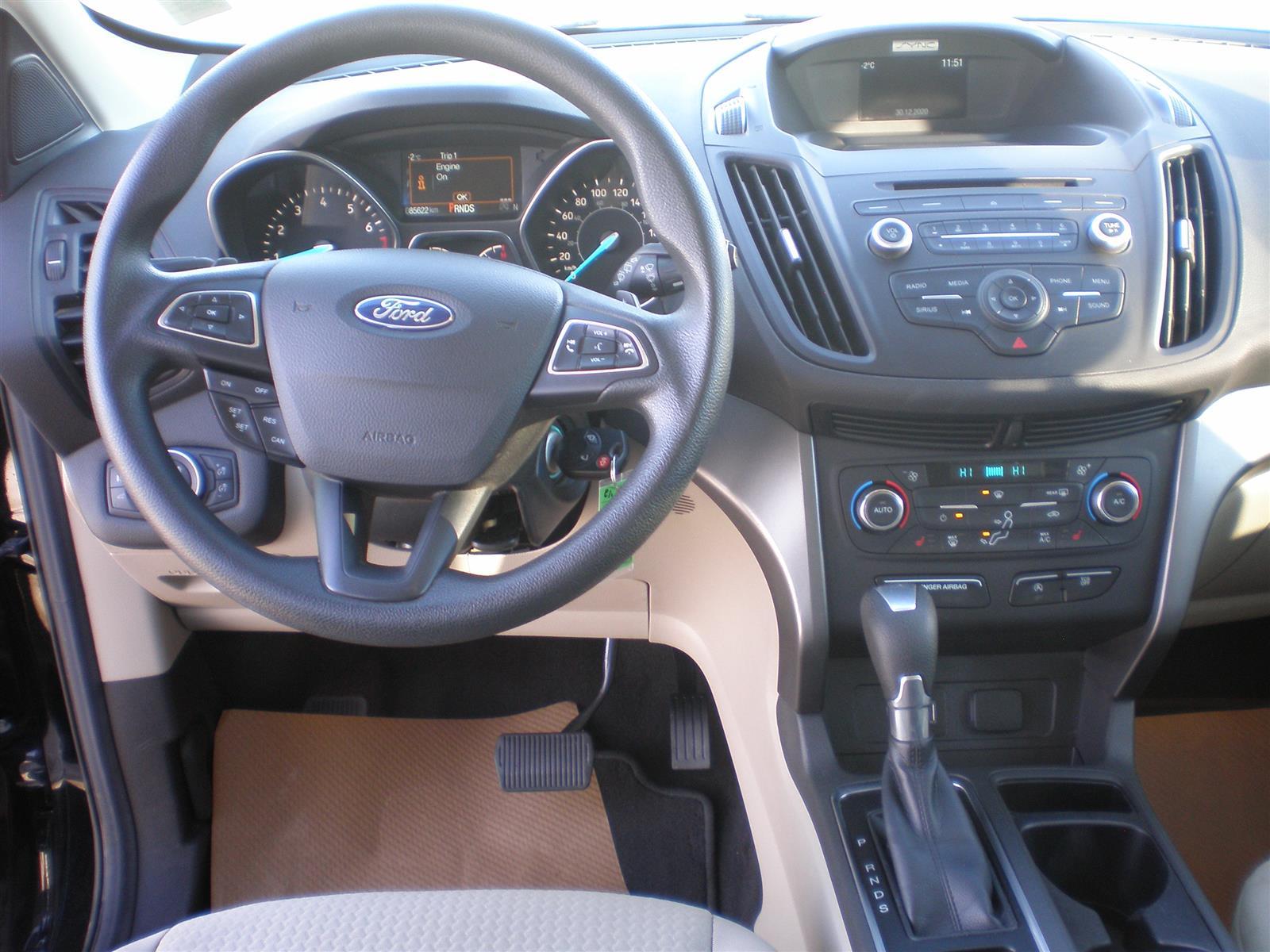 2017 Ford Escape SE! AWD!
