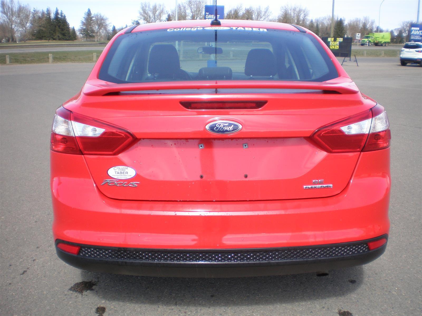 2014 Ford Focus SE!