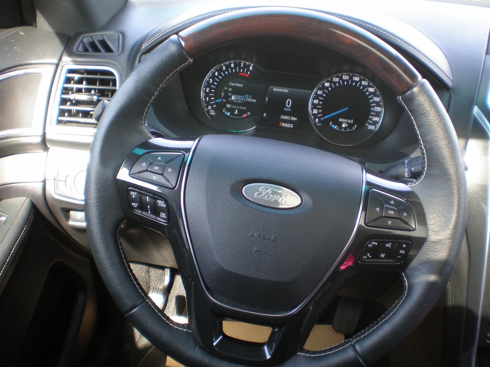 2019 Ford Explorer Platinum!