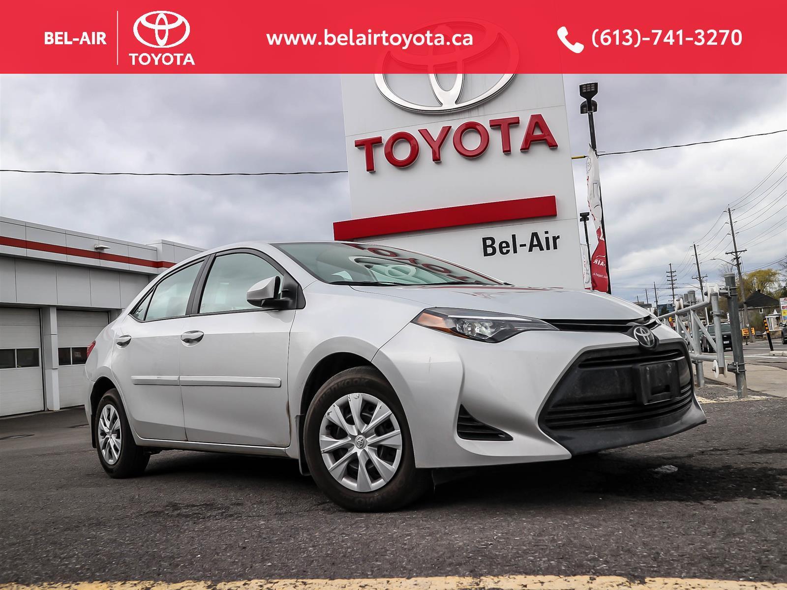 2018 Toyota Corolla CE-0