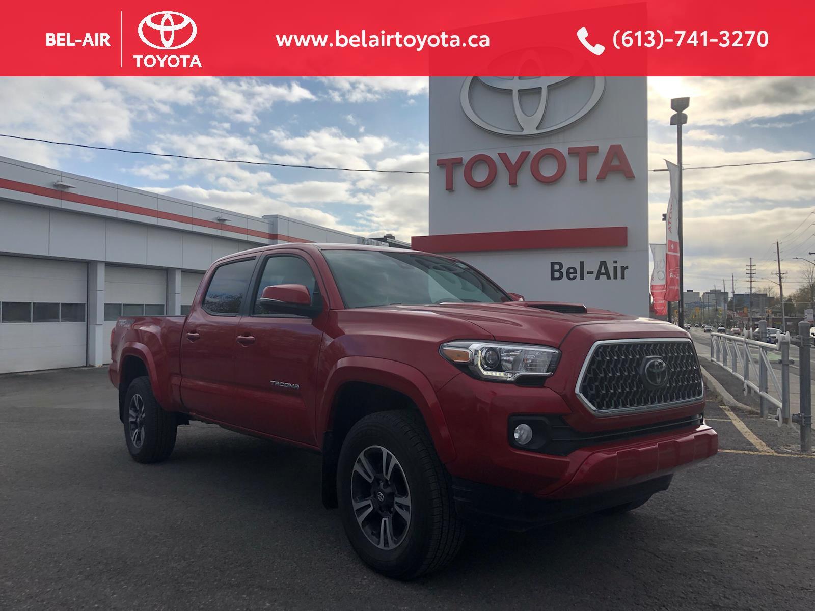 2018 Toyota Tacoma TRD / SPORT-0