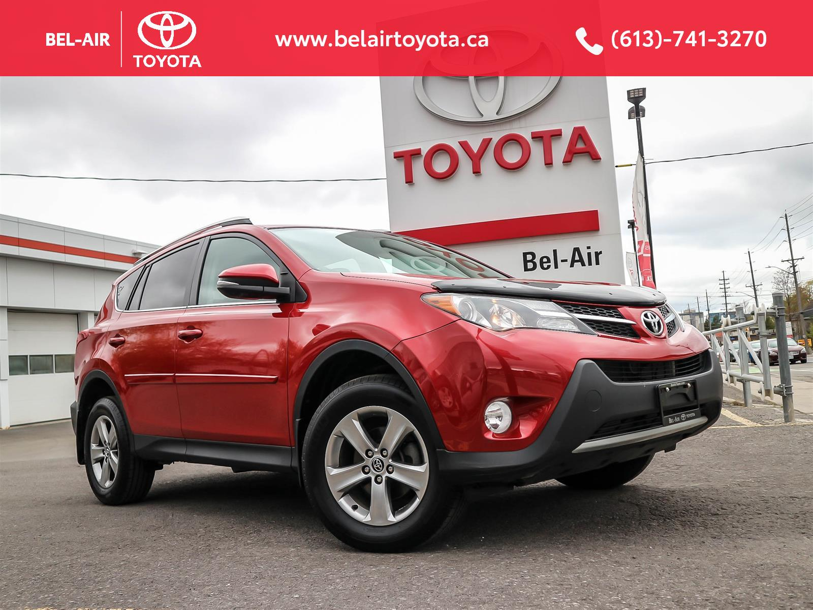 2015 Toyota RAV4 at Bel-Air Lexus