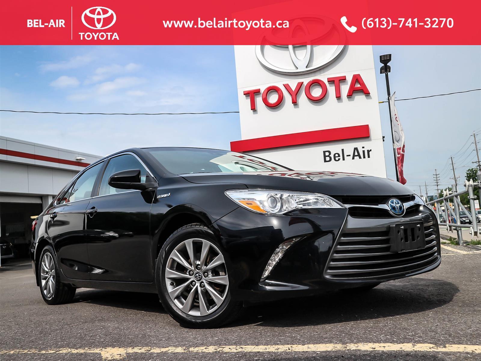 2017 Toyota Camry XLE/HYBRID-0