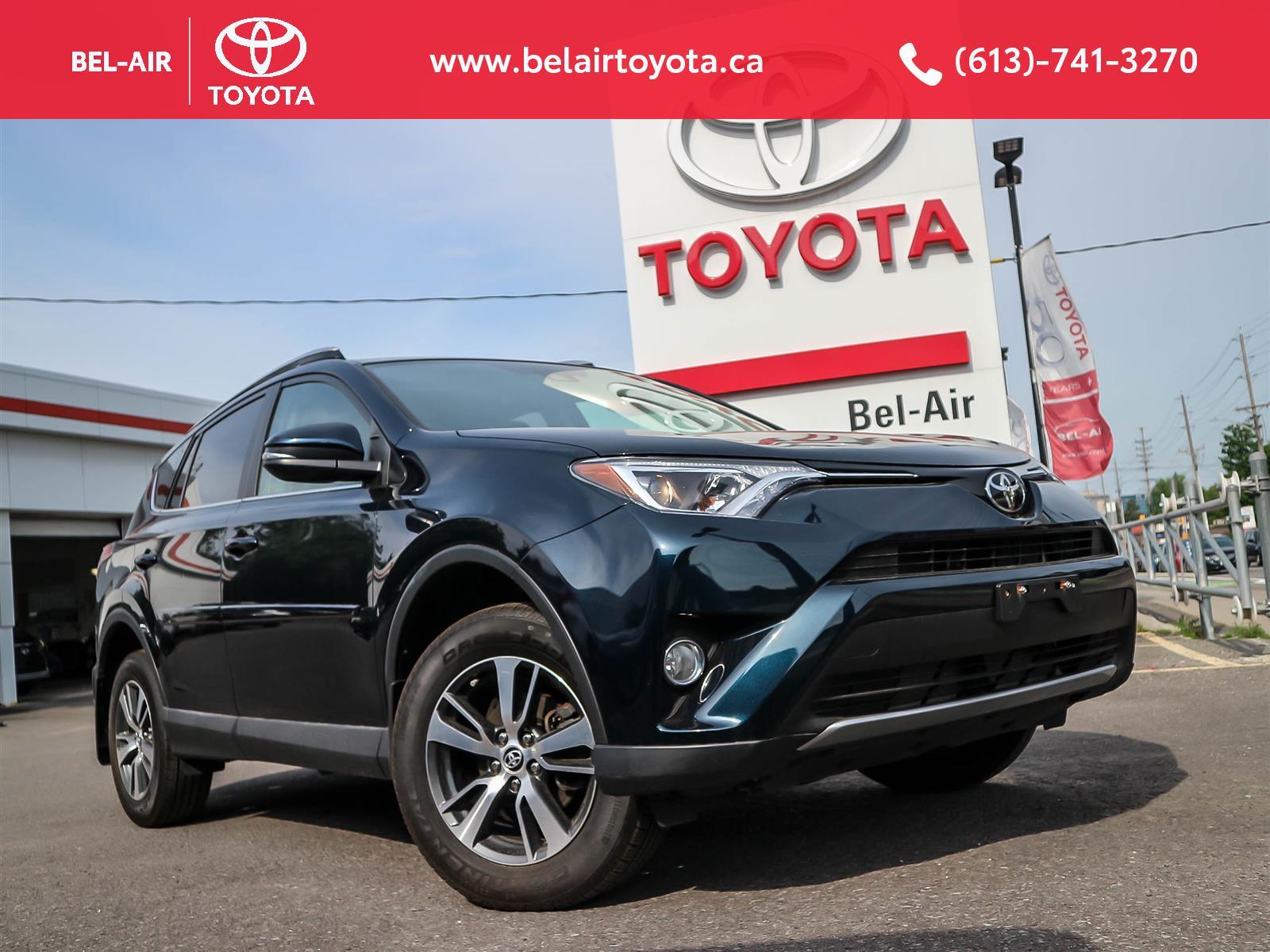 2017 Toyota RAV4 XLE/FRONT WHEEL DRIVE-0