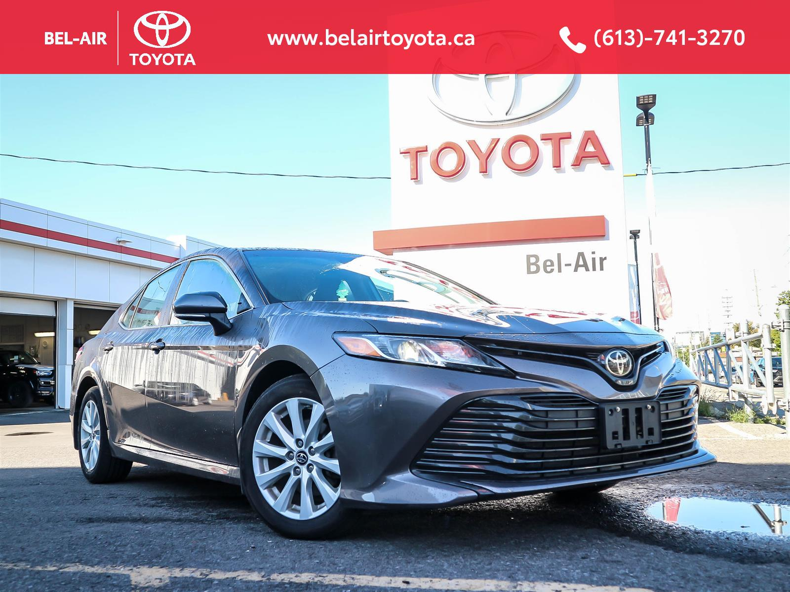 2018 Toyota Camry LE-0