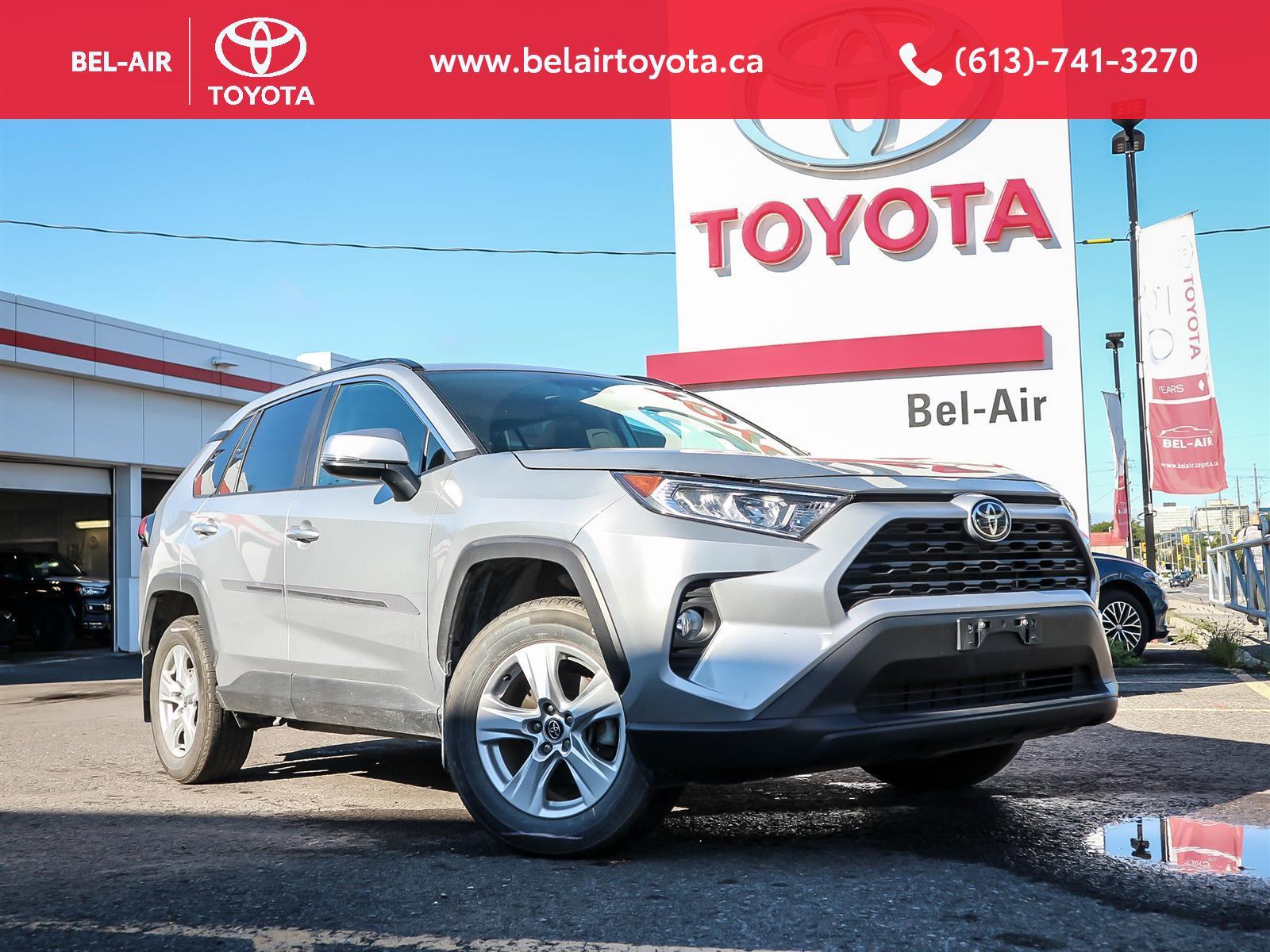 2019 Toyota RAV4 XLE/ ALL WHEEL DRIVE-0