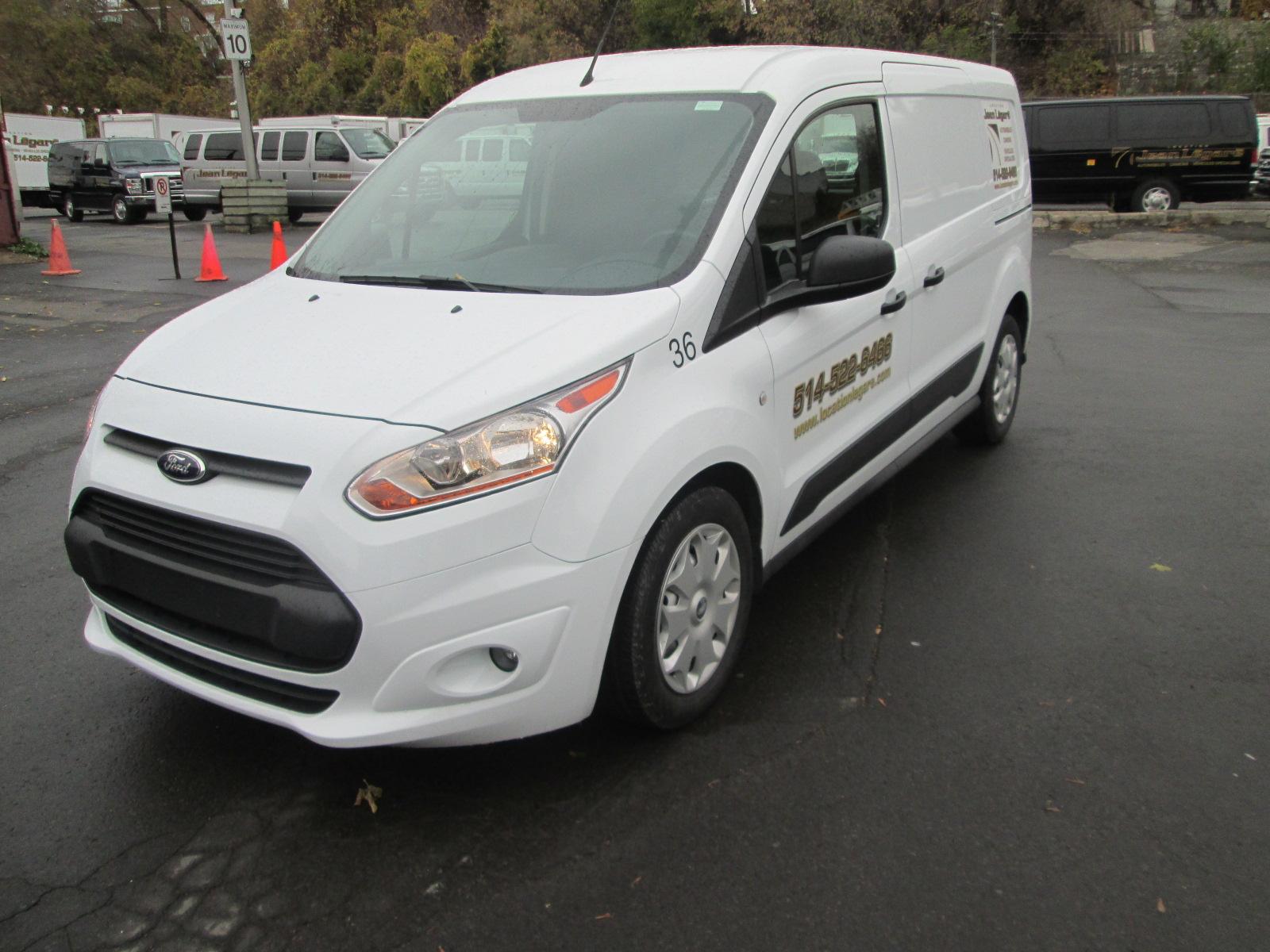 Ford  Transit XLT CARGO 2014