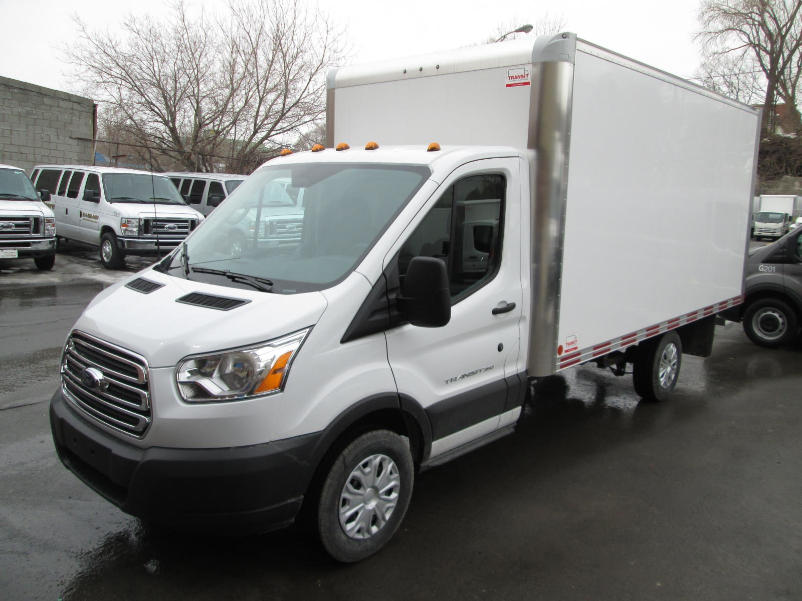 Ford  Transit T350 14 PIEDS BOITE 2015