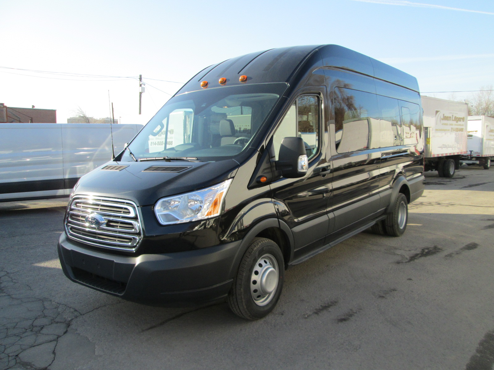 Ford  Transit HIGH ROOF 2015