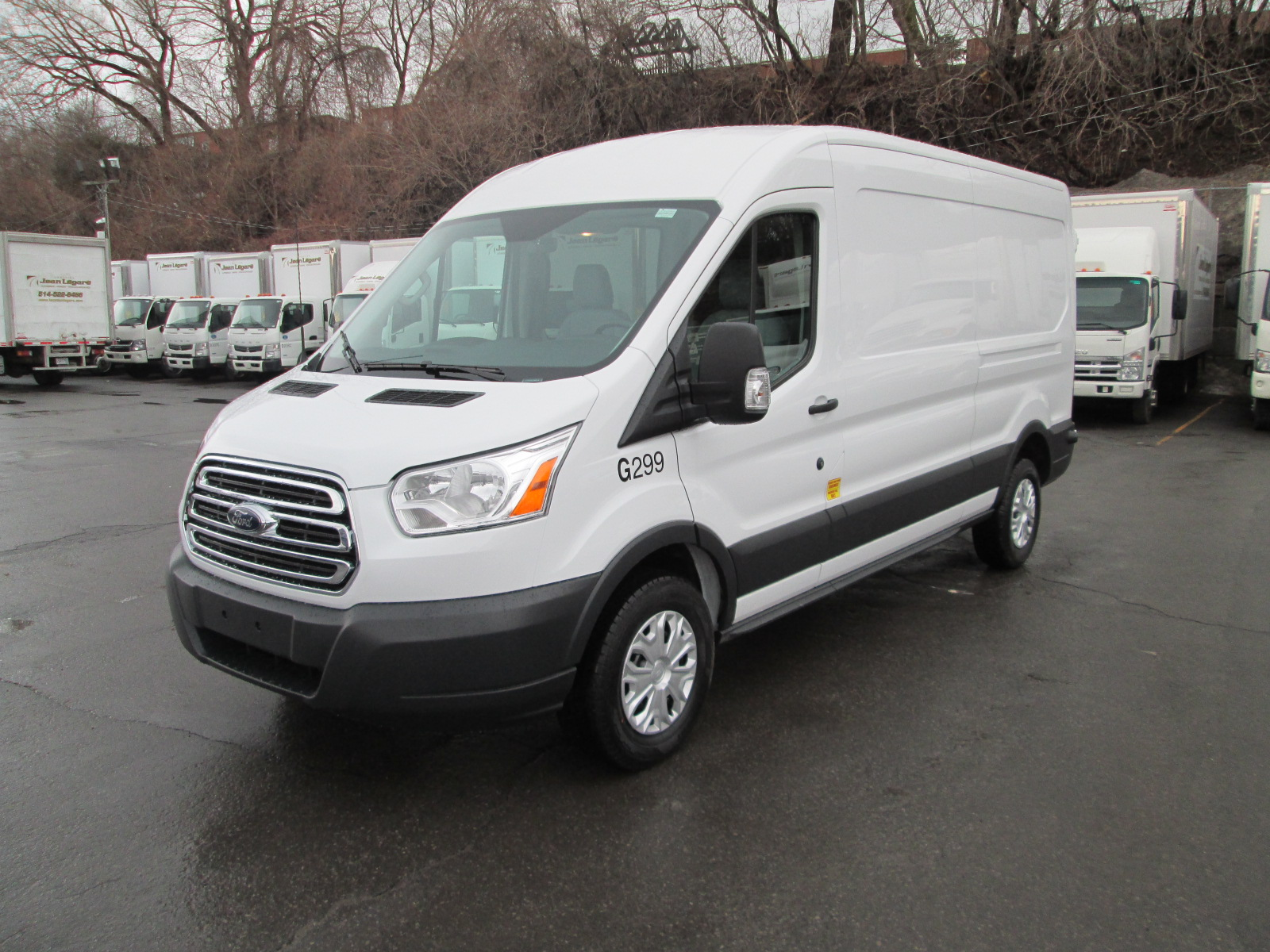 Ford  Transit T250 LONG TOIT MOYEN ECOBOOST 2015