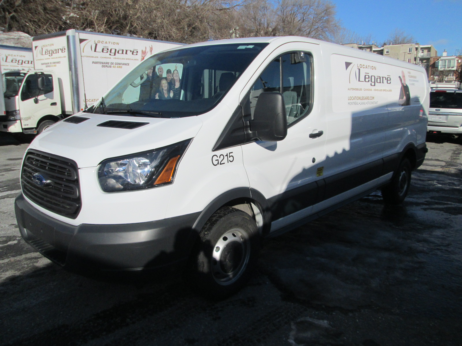 Ford  Transit T150 LONG 2015