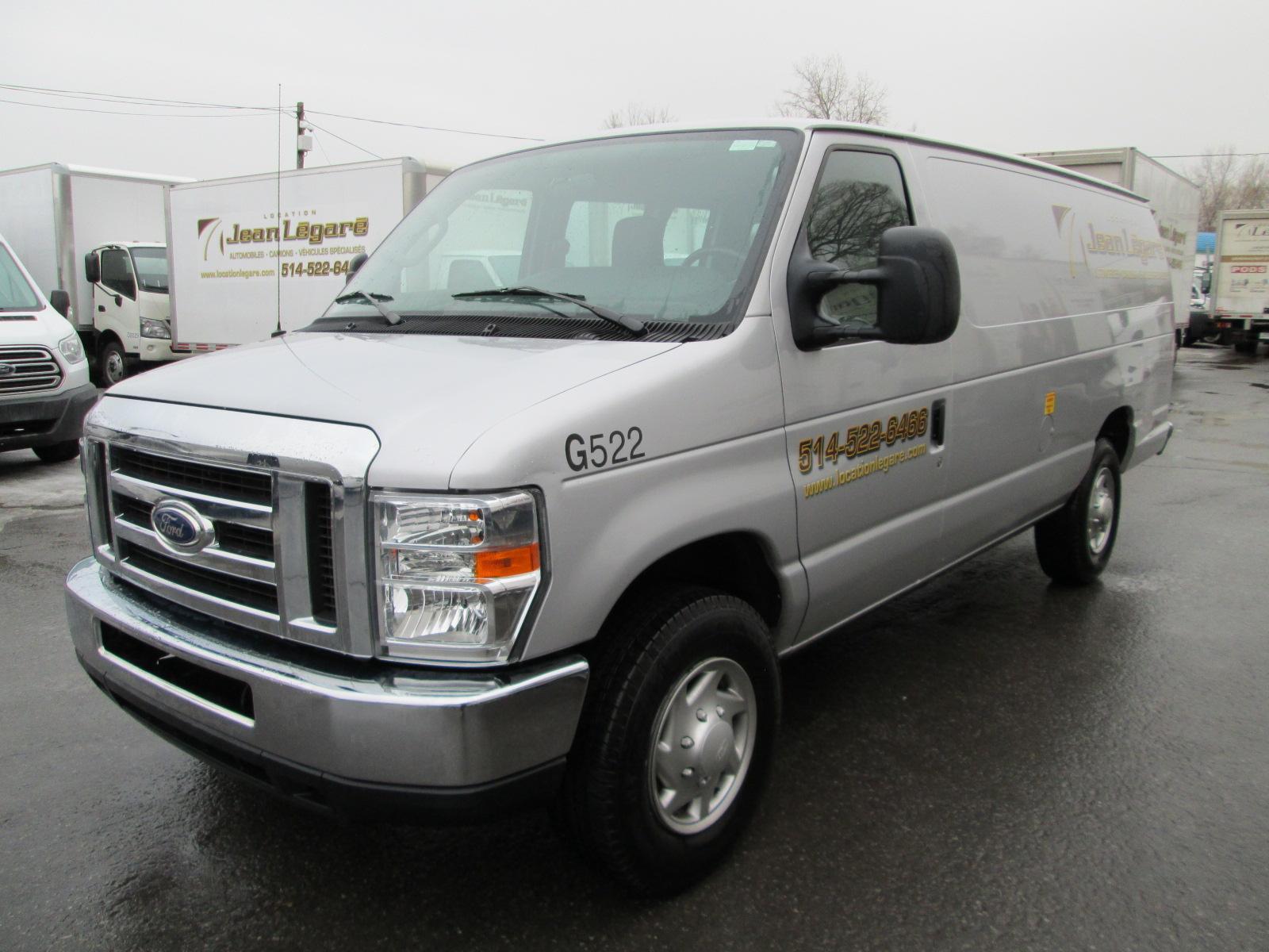 Ford  Econoline - E250 Crew Cab 4.6L 2014