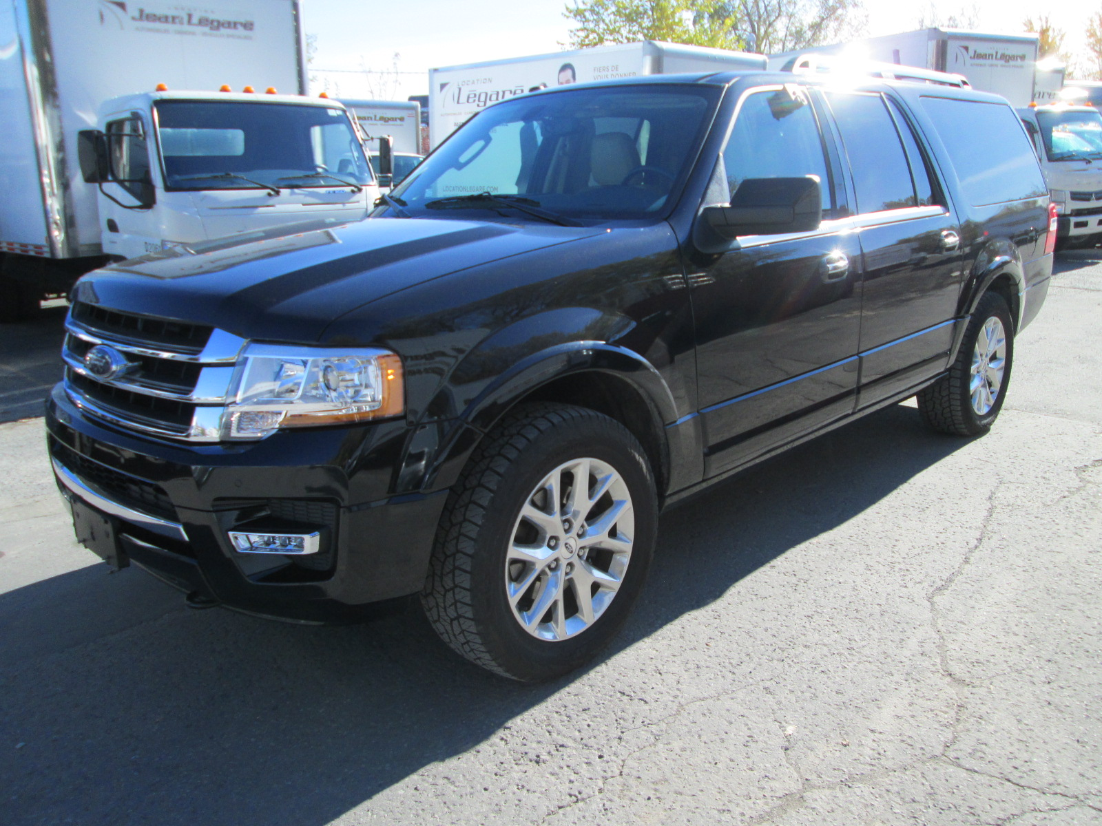 Ford  Expedition MAX LIMITED NAVI ET TOIT 2015