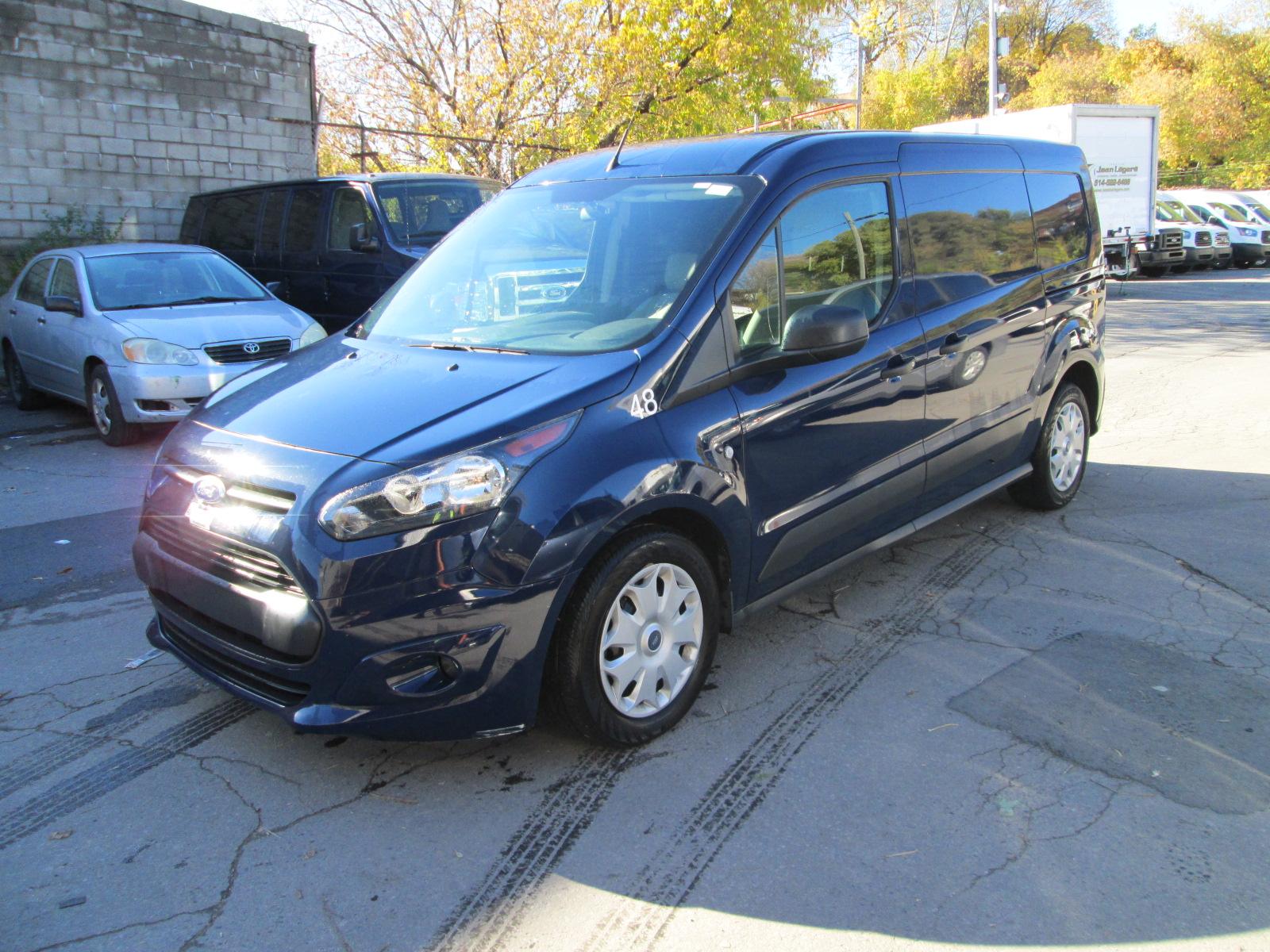 Ford  Transit XLT CARGO 2015