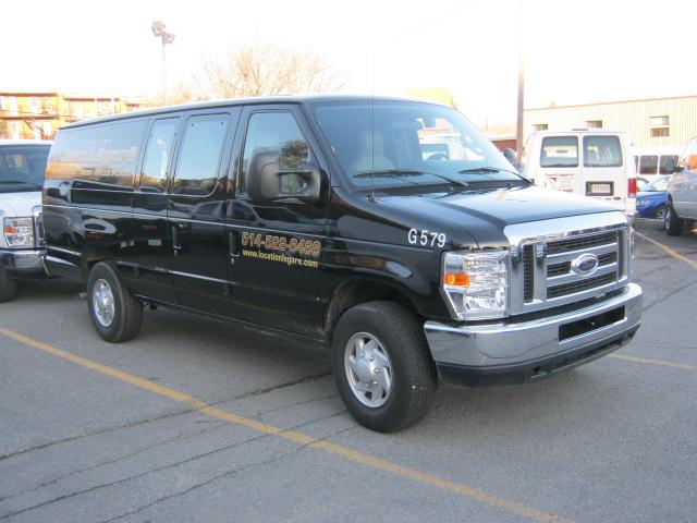 Ford  Econoline - E250 Crew Cab 5.4L 2014