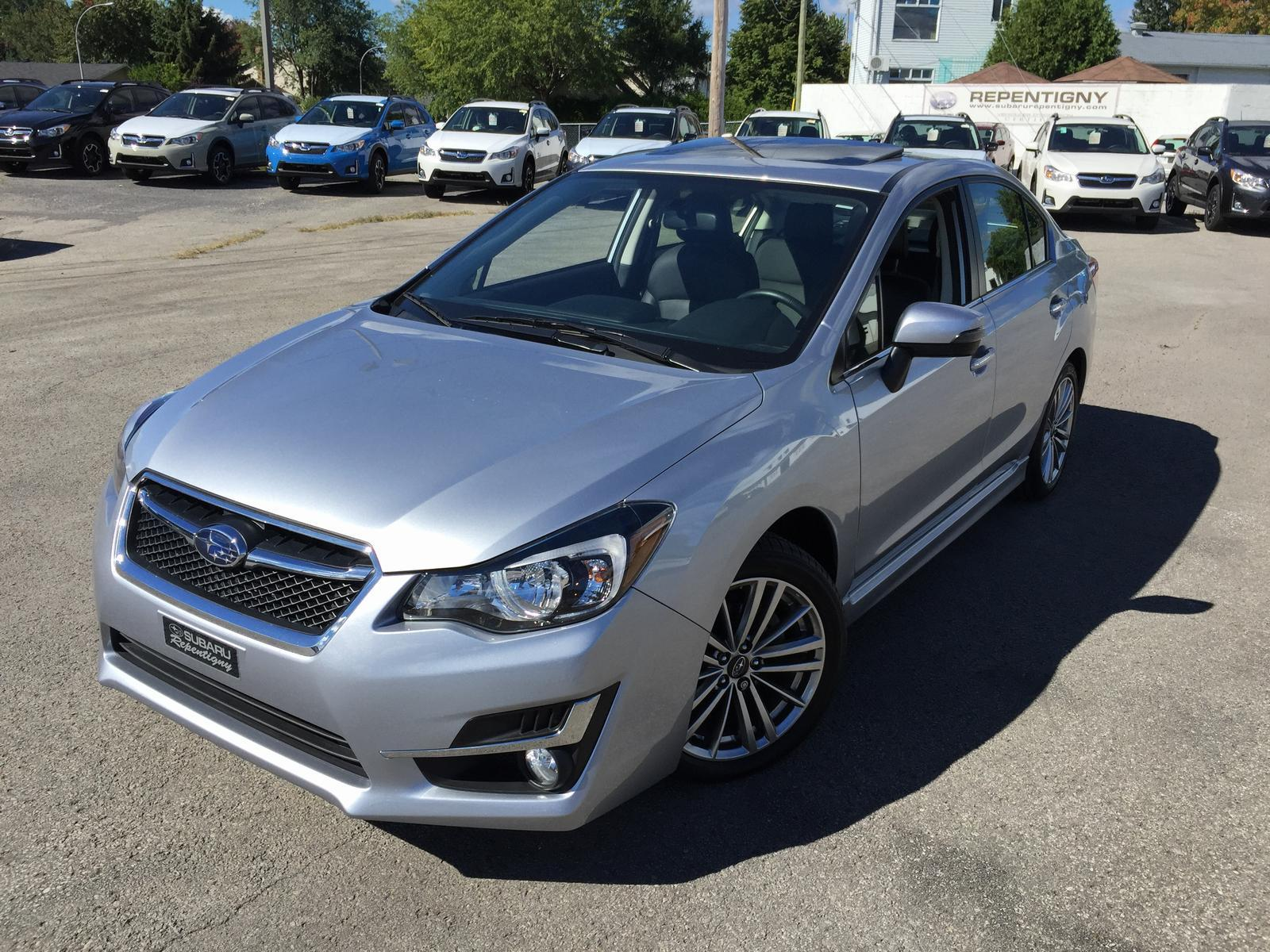 2015 subaru impreza thank goodness for winter review. Black Bedroom Furniture Sets. Home Design Ideas