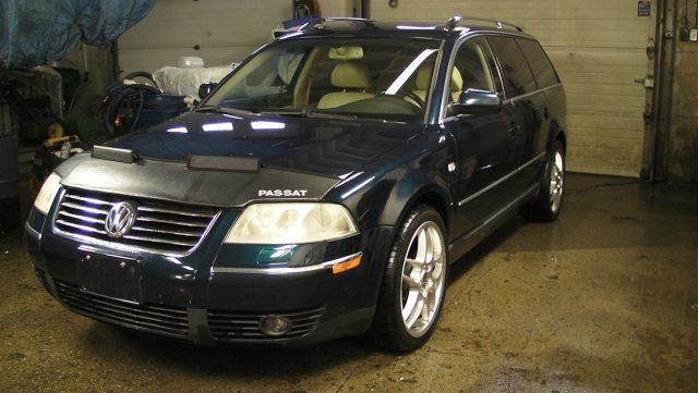 2003 Volkswagen Passat In Edmonton Alberta 10 995