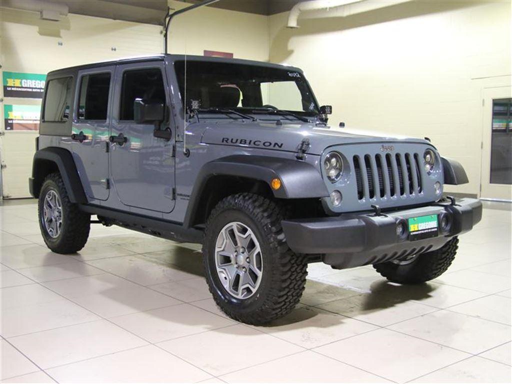dix jeep wrangler d occasion vendre au qu bec guide auto. Black Bedroom Furniture Sets. Home Design Ideas