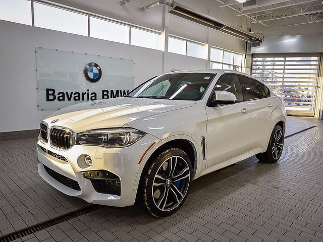 New 2018 Bmw X6 M Suv In Edmonton 18x62549 Bavaria Bmw