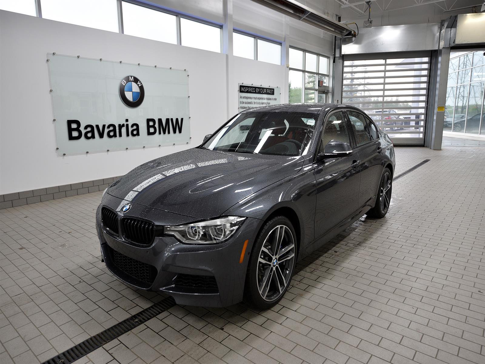 New 2018 Bmw 340i Xdrive Sedan In Edmonton 183s6495 Bavaria Auto Repair 735i 1986 Electrical