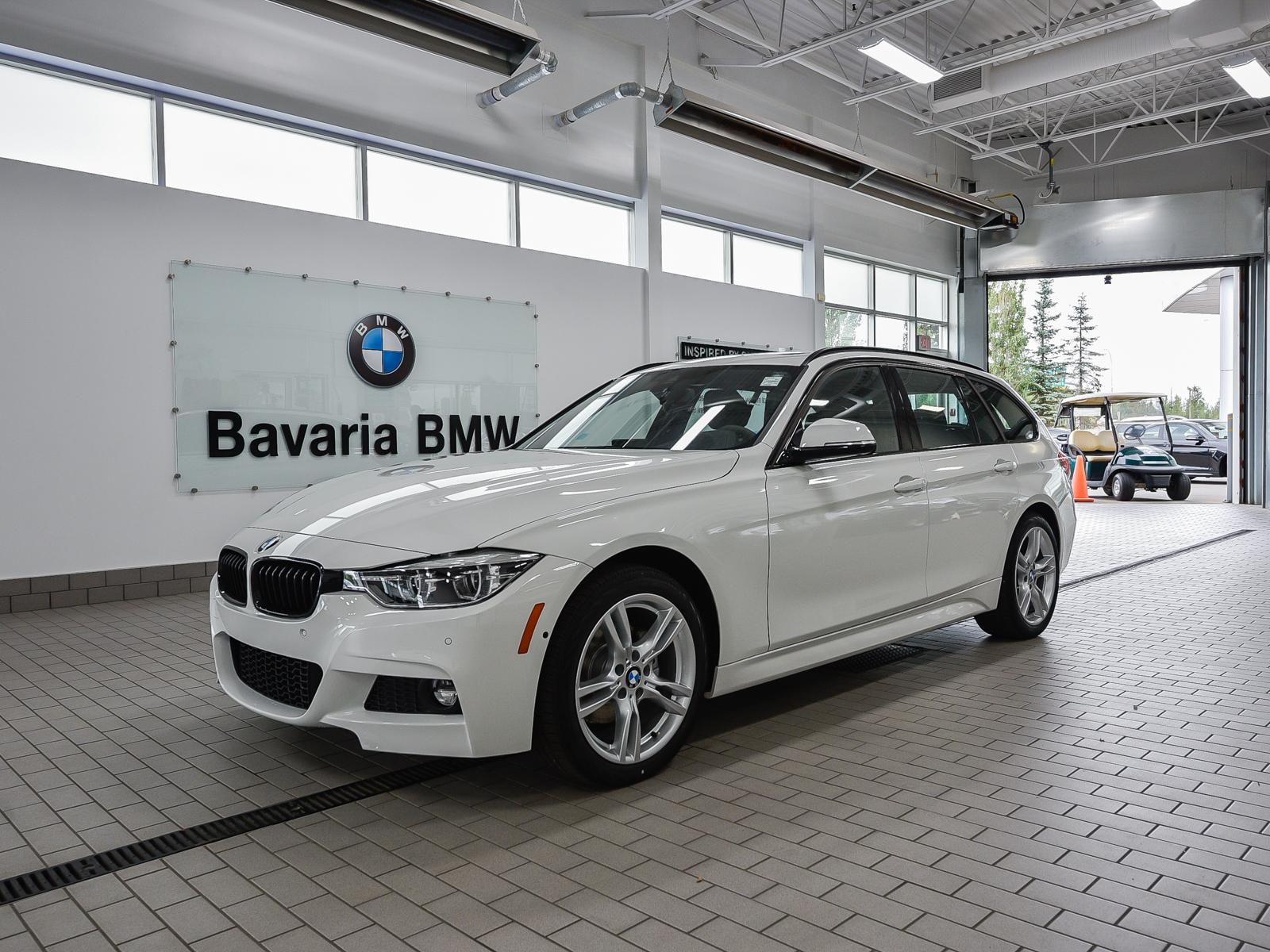 New 2018 BMW 330i xDrive Touring Sedan in Edmonton 183T3781