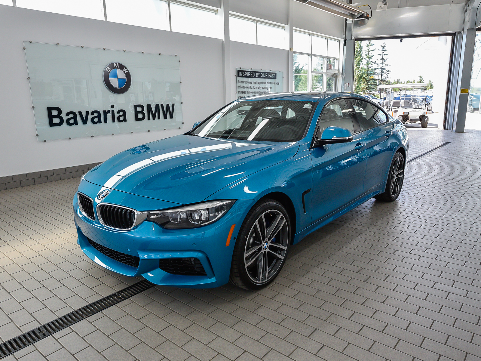 New 2019 BMW 440i xDrive Gran Coupe Coupe in Edmonton 194G4815