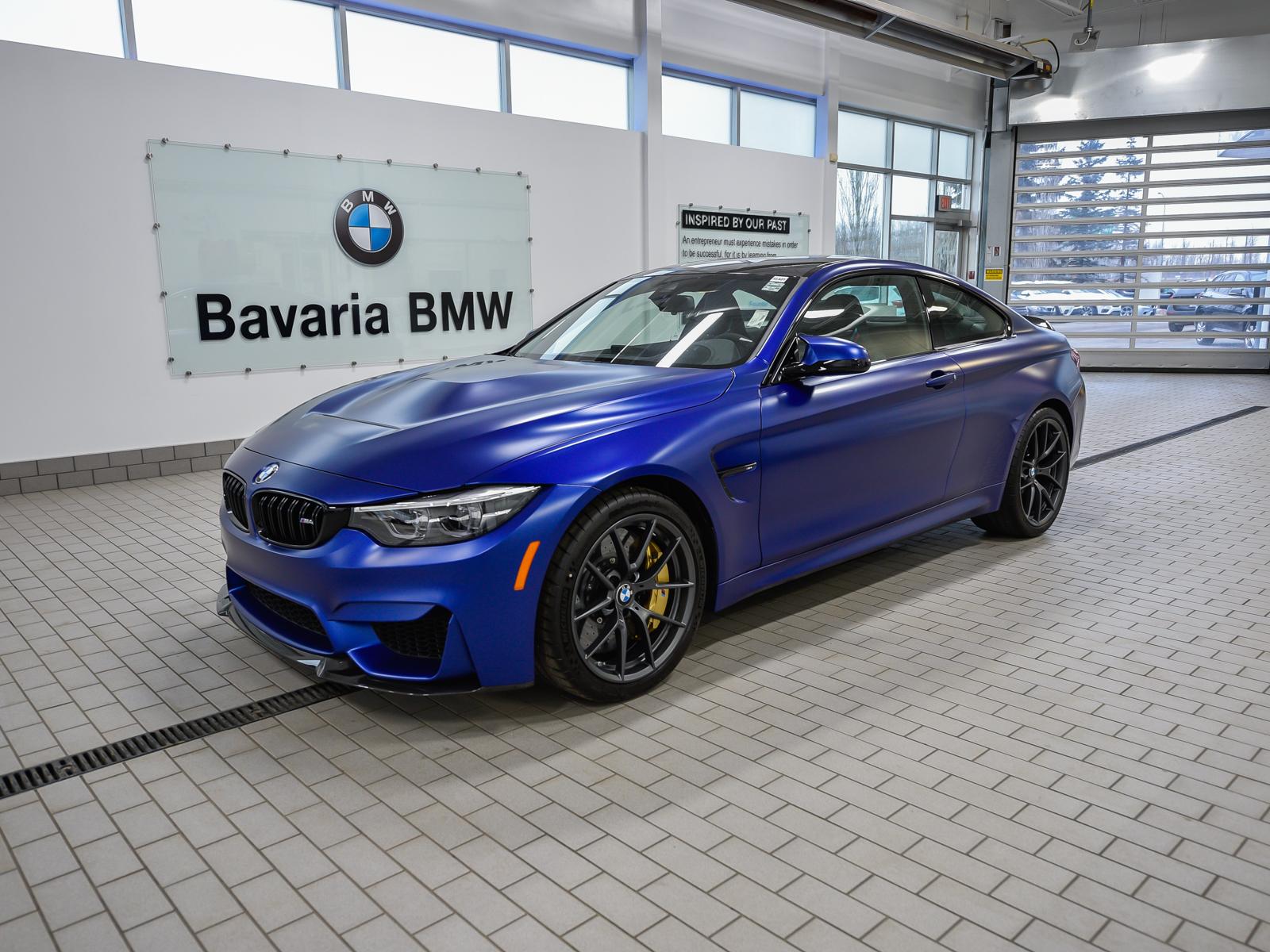 New 2019 BMW M4 CS