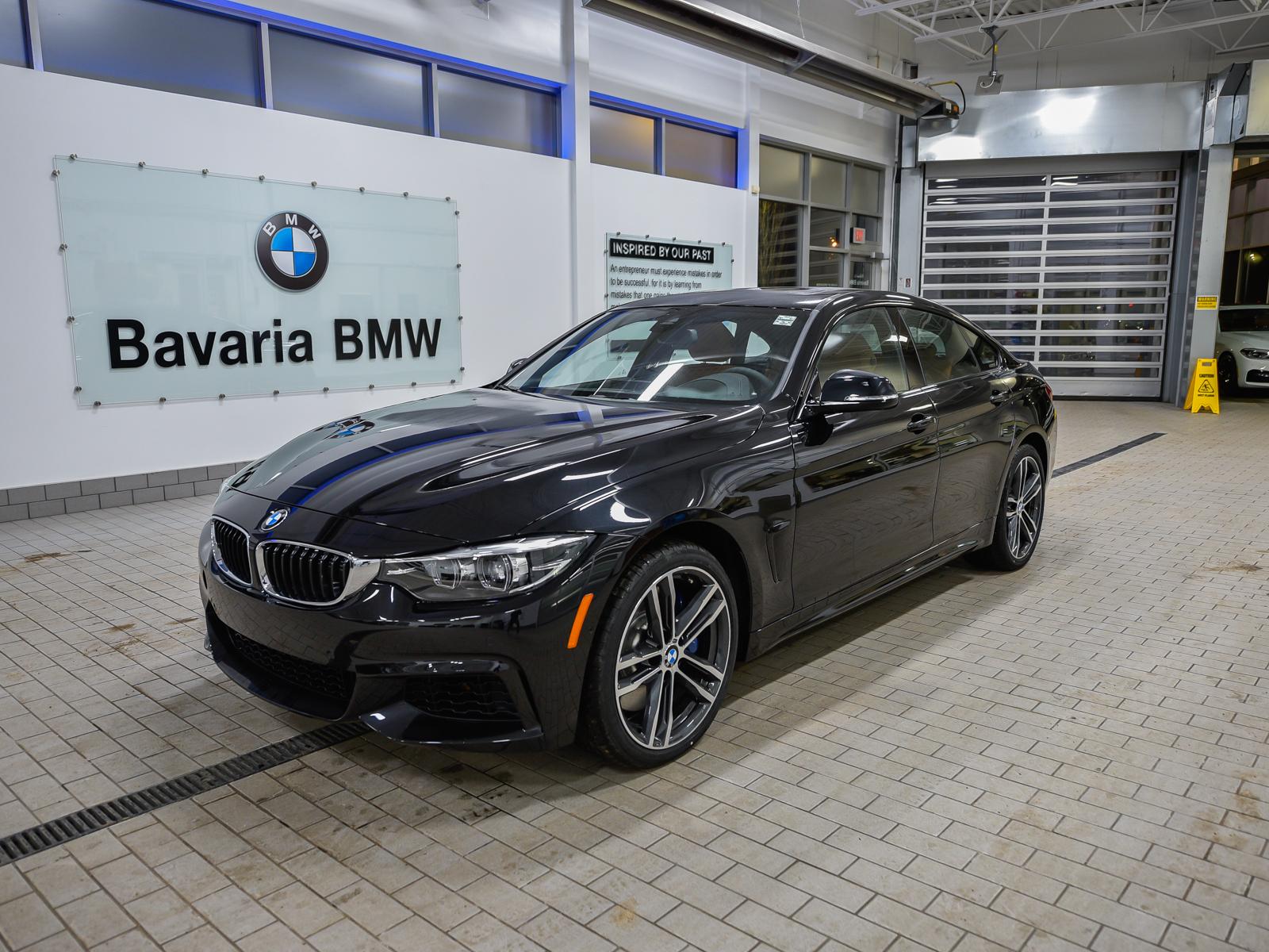 New 2019 BMW 440i xDrive Gran Coupe
