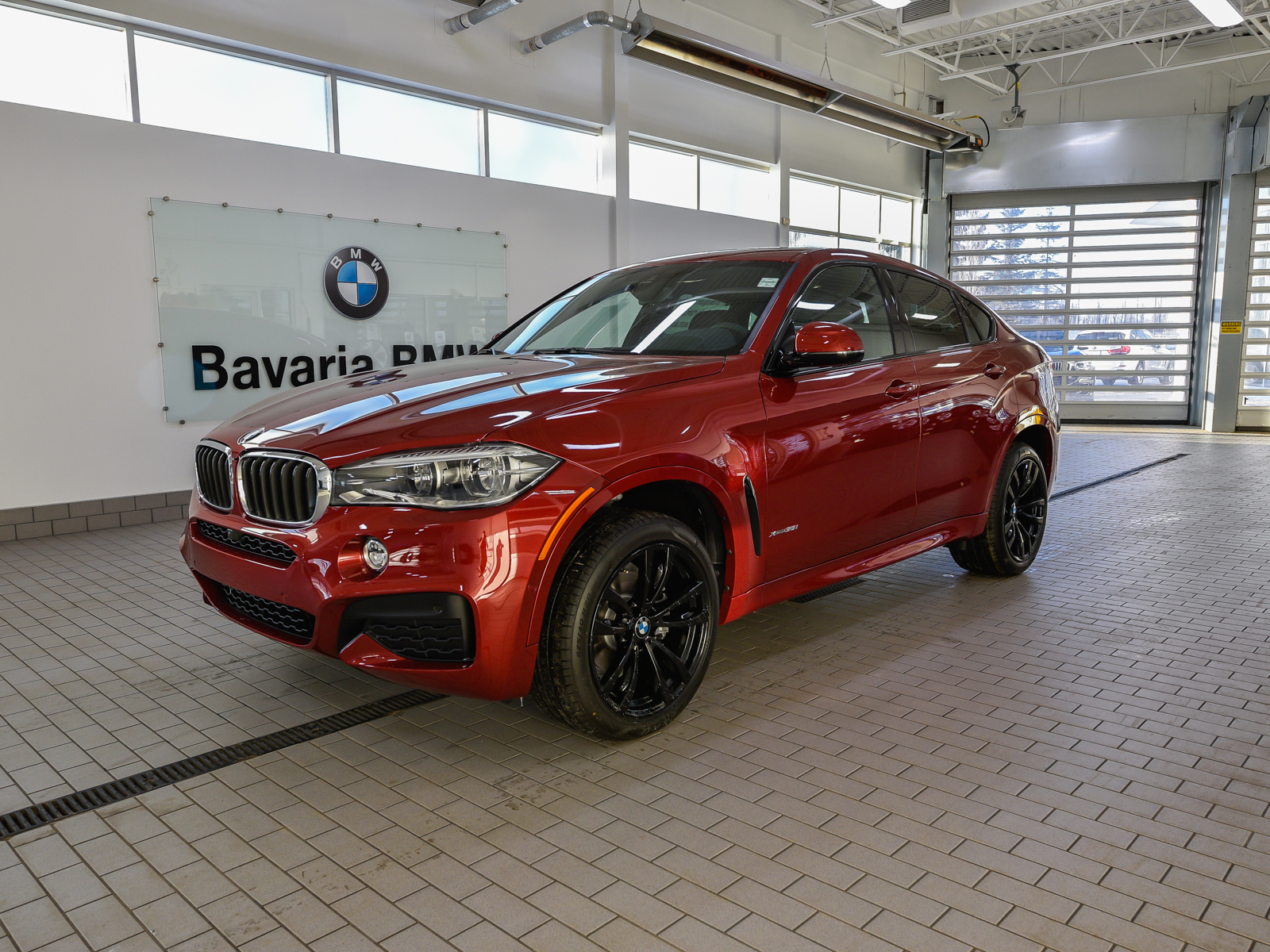 New 2019 Bmw X6 Xdrive35i Awd
