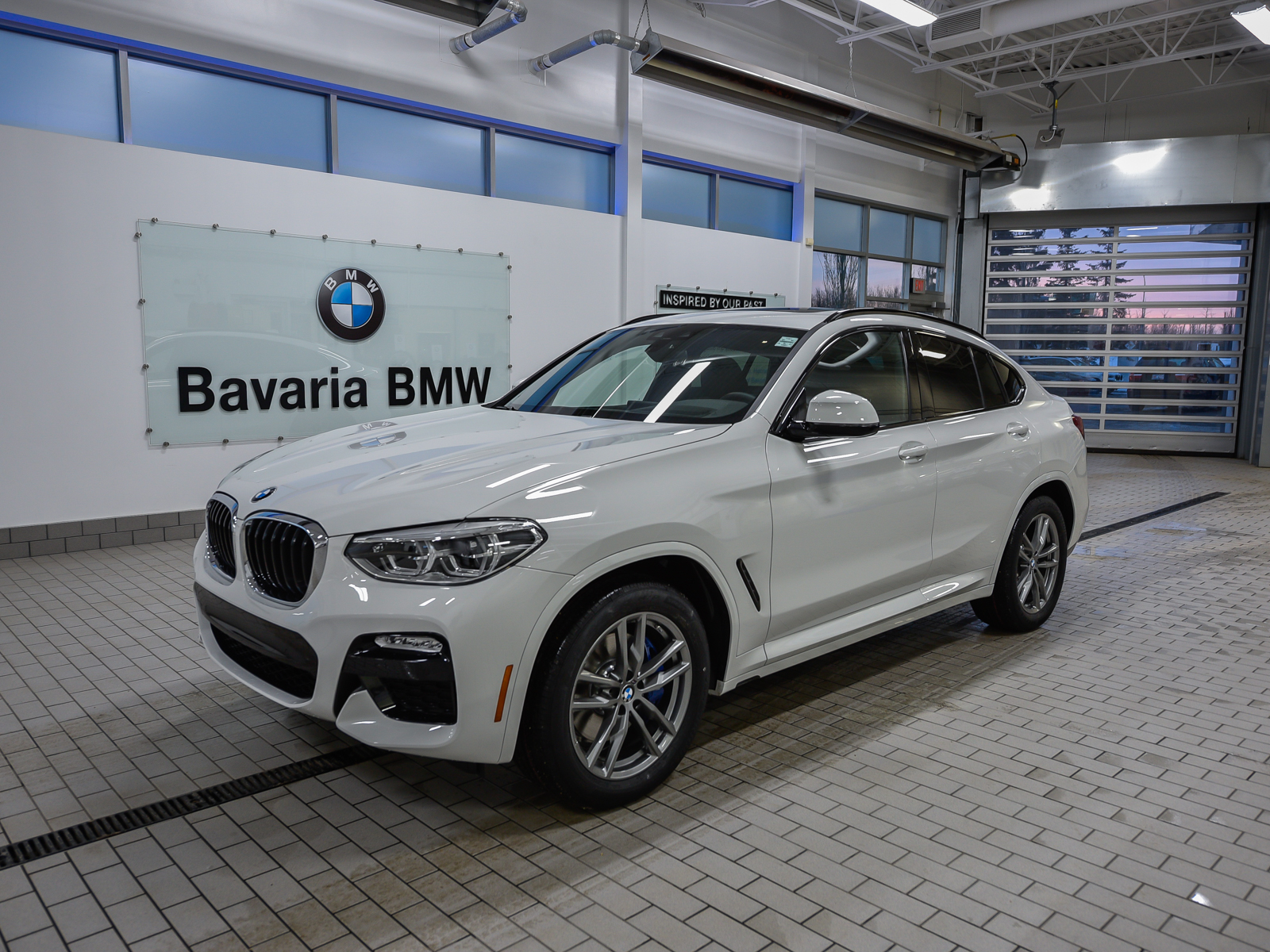 New 2019 Bmw X4 Xdrive30i Awd