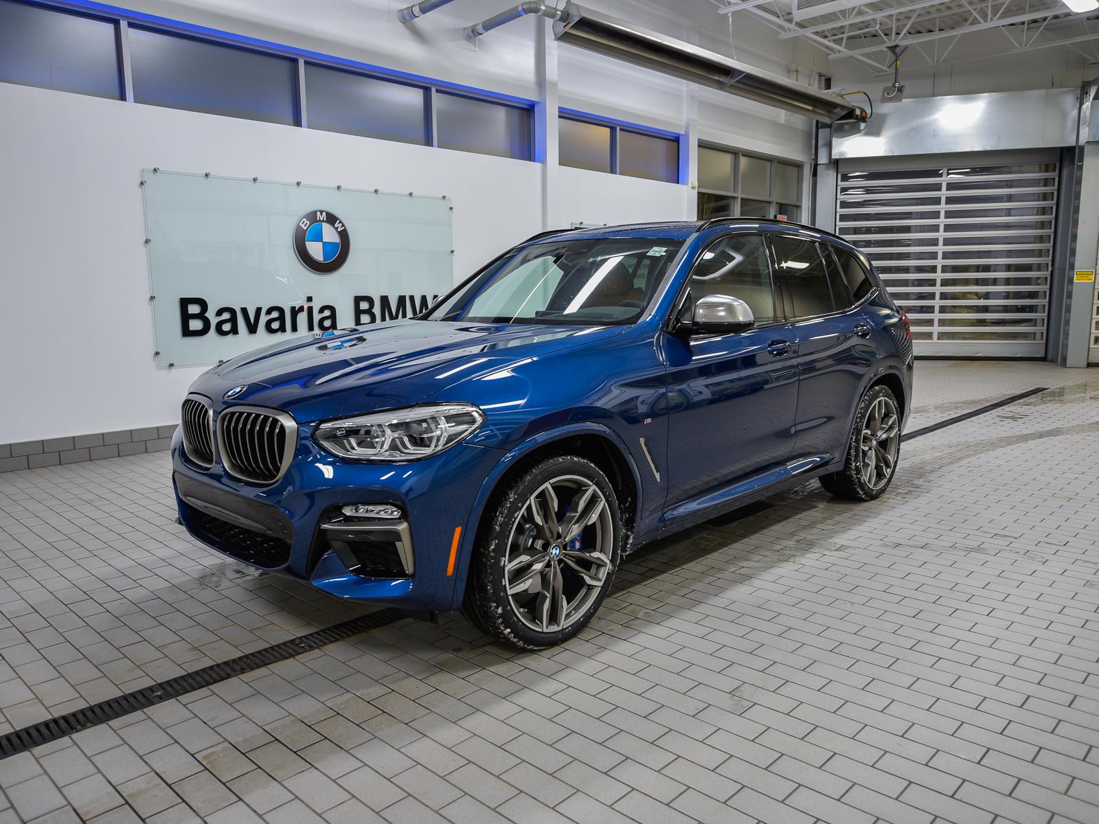 New 2019 BMW X3 M40i