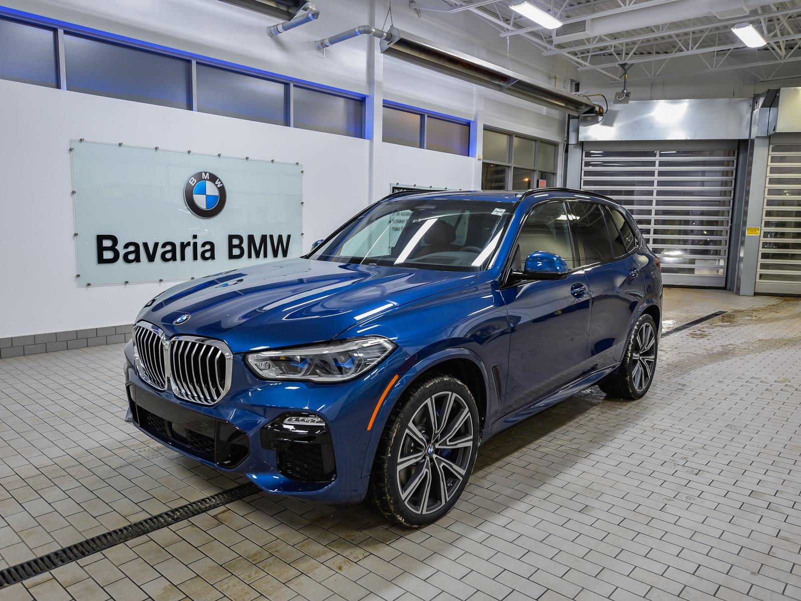 New 2019 Bmw X5 Xdrive50i Awd