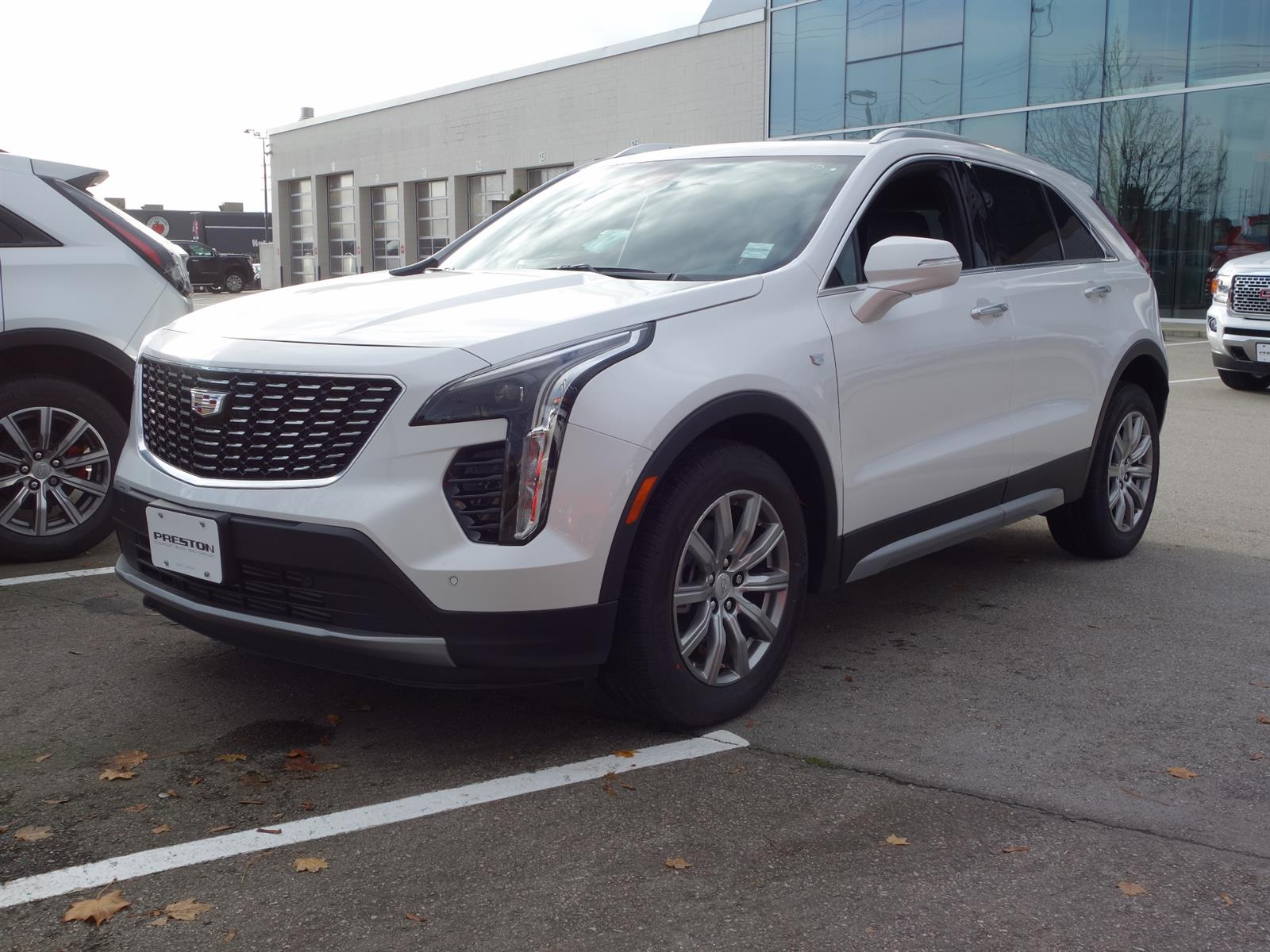 2021 cadillac xt4 for sale in langley, bc (1705283346