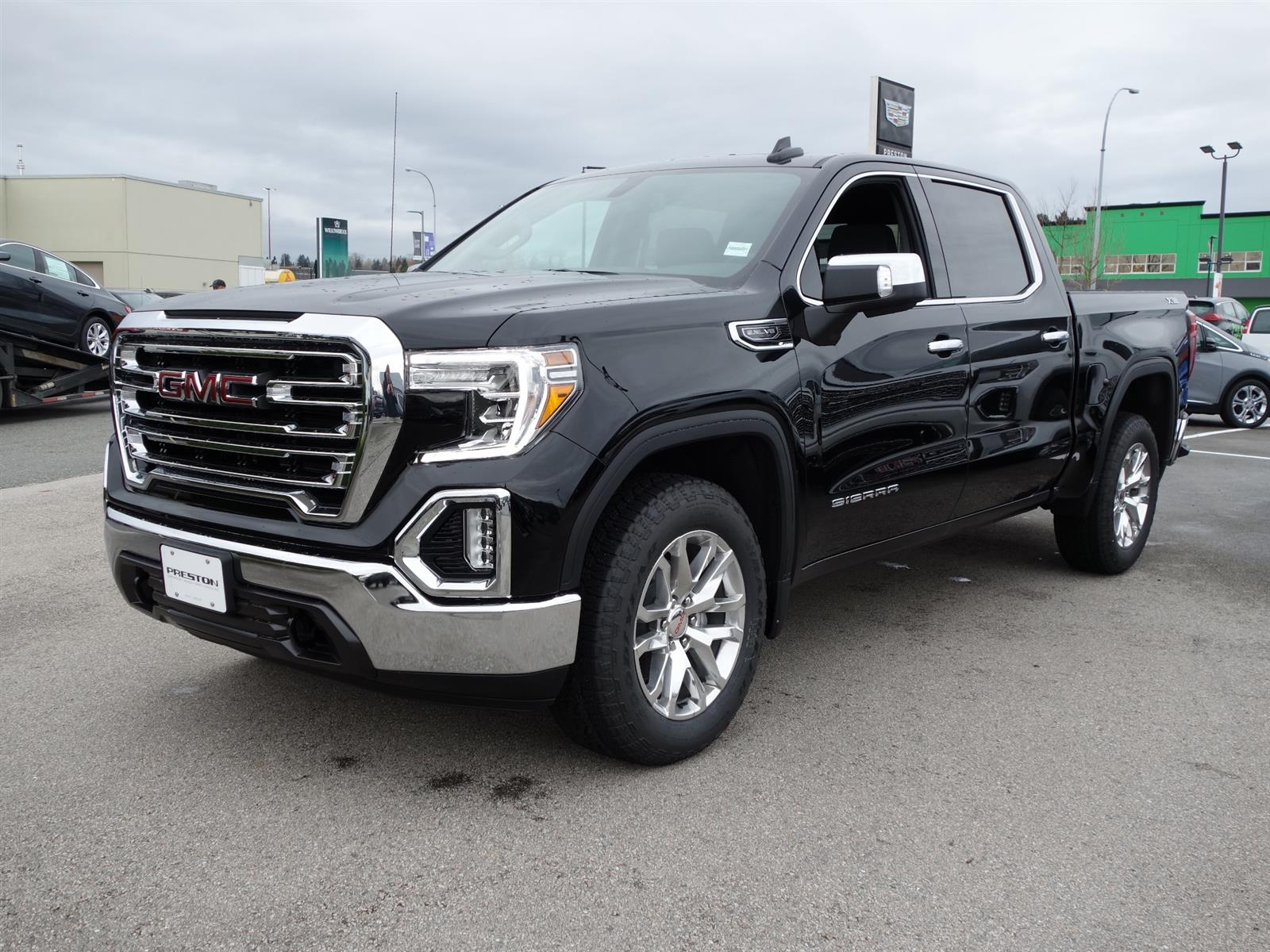 2021 GMC Sierra for sale in Langley, BC (1705285642) - The ...