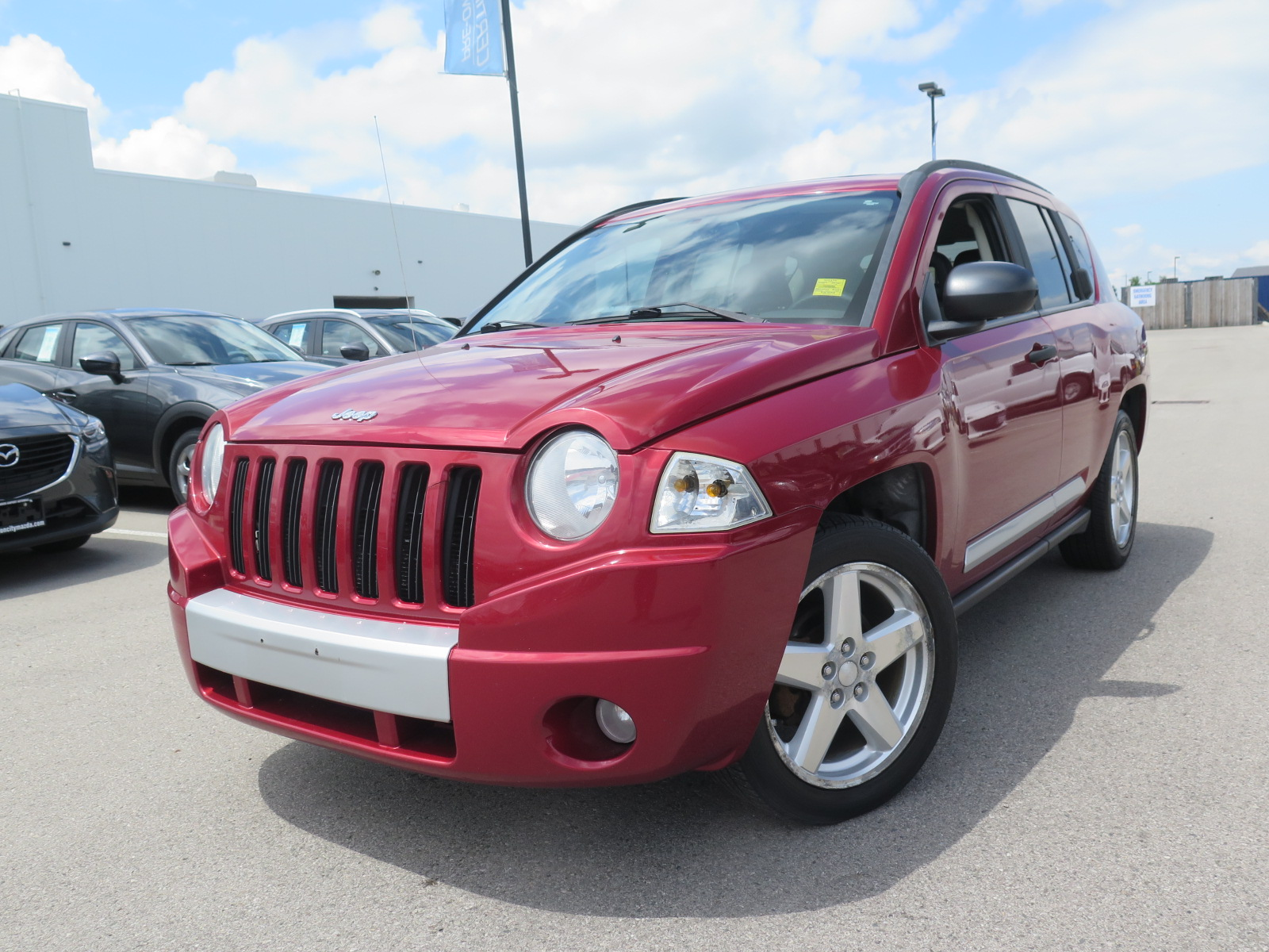 New 2007 Jeep Compass, $2997