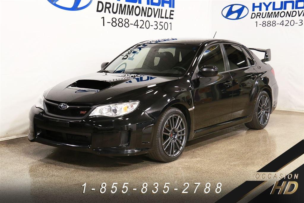 2015 Subaru WRX STI: The Best Ever?