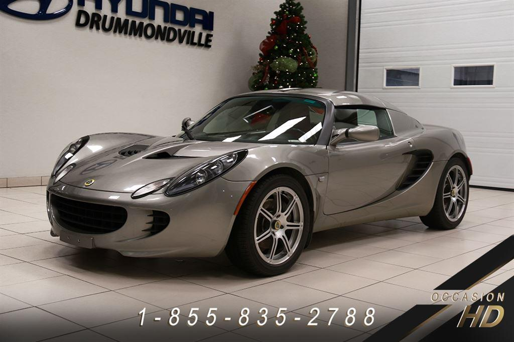 lotus elise 2009 essais nouvelles actualit s photos. Black Bedroom Furniture Sets. Home Design Ideas