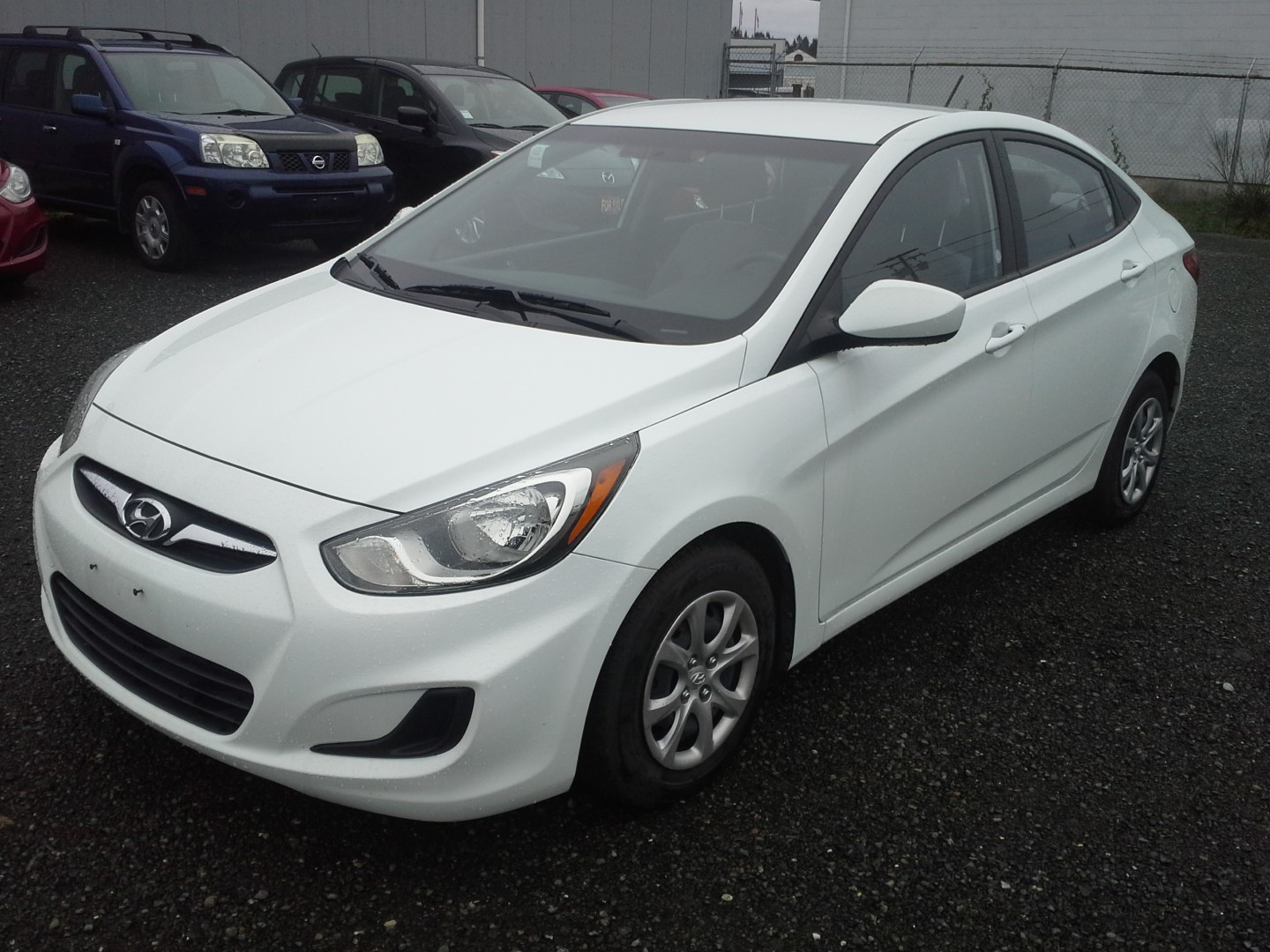 2014 hyundai accent national car truck sales. Black Bedroom Furniture Sets. Home Design Ideas