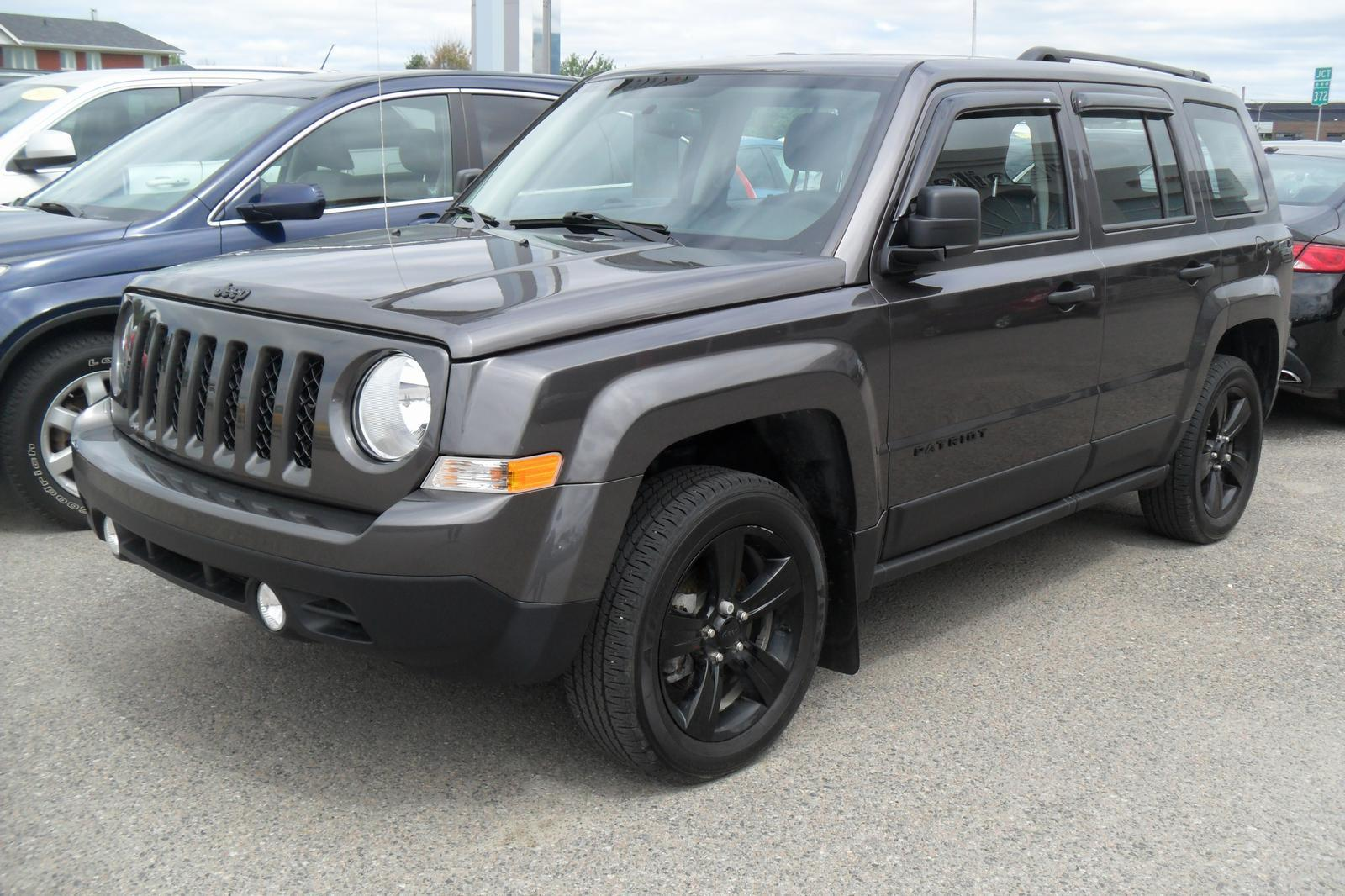imminent departures for the jeep patriot and compass. Black Bedroom Furniture Sets. Home Design Ideas