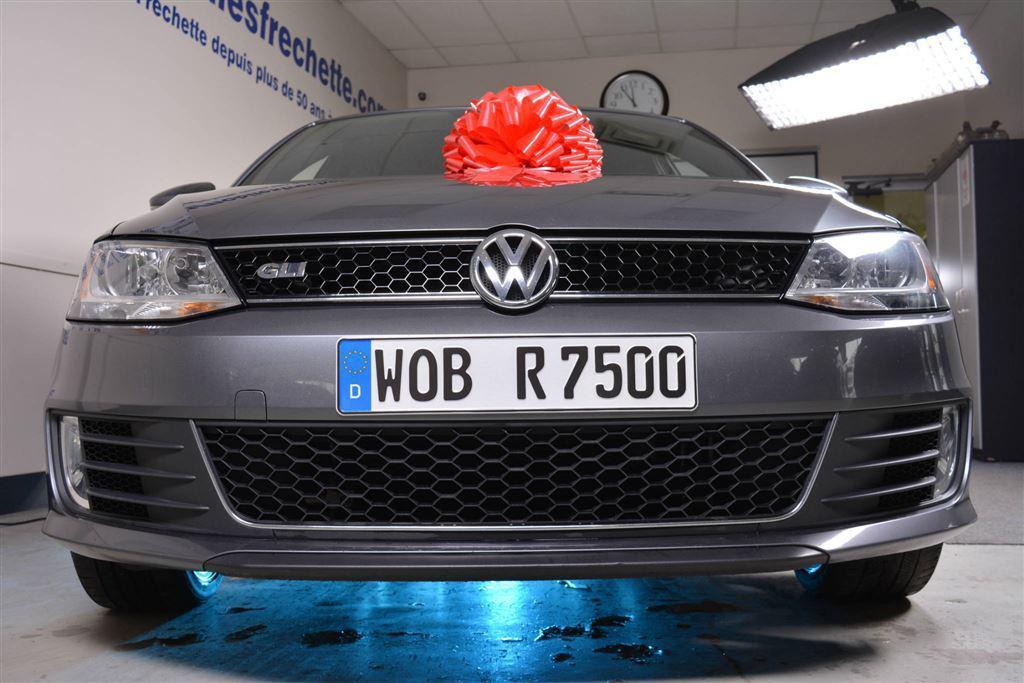2012 Volkswagen Gli Automobiles Frechette Inc Used
