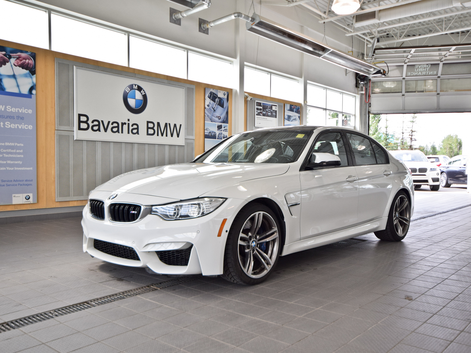 out and bmw sale sedan spotted for about