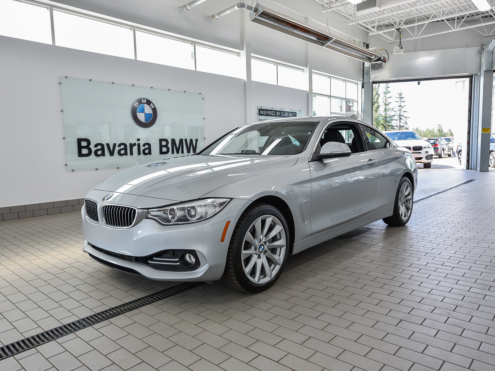 Bmw 435i For Sale >> Pre Owned 2015 Bmw 435i Xdrive Coupe Coupe In Edmonton N13690a