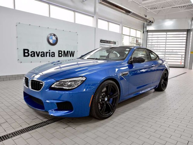 Pre-Owned 2018 BMW M6 Coupe