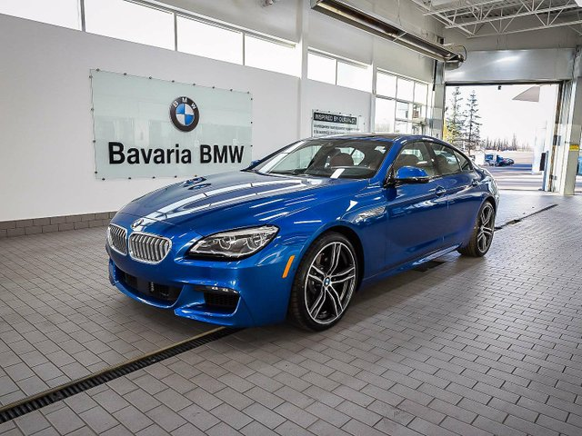 Pre-Owned 2018 BMW 650i xDrive Gran Coupe