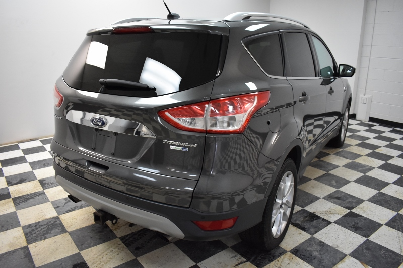 2015 Ford Escape Titanium 4X4- NAV * LEATHER * BACKUP CAM